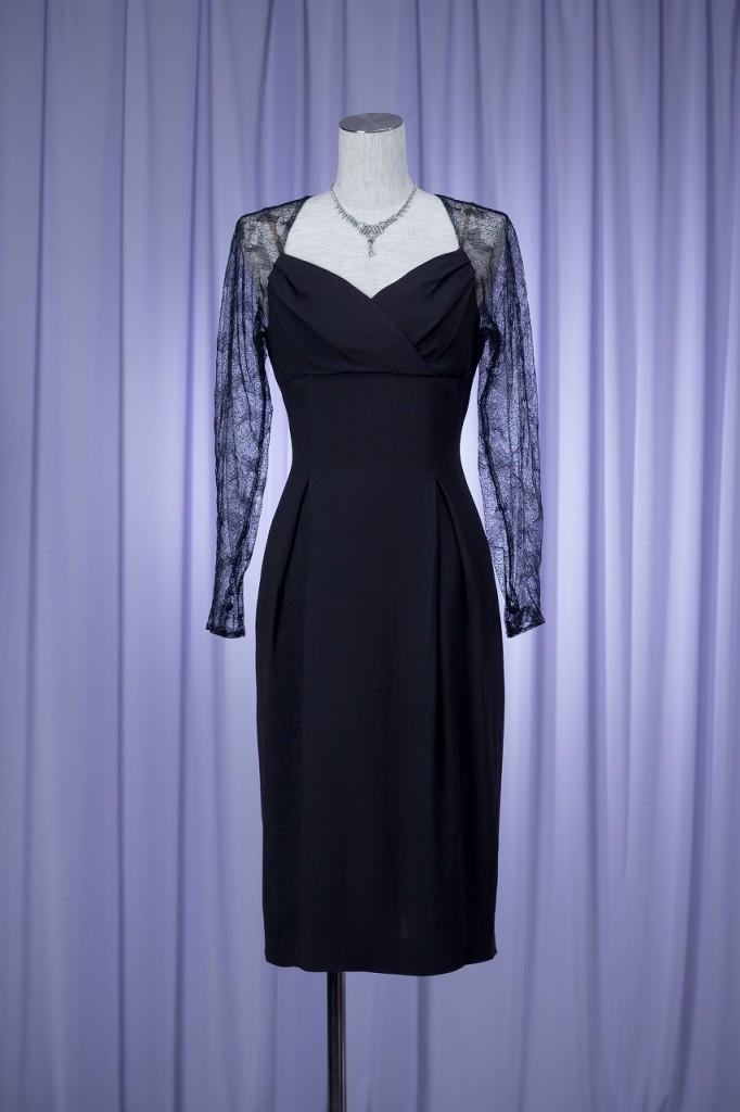sports shoes 23223 3c460 Dior ディオール ブラックドレス - 結婚式・パーティドレス ...