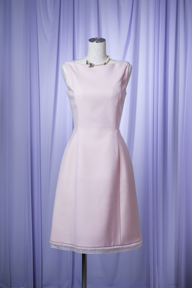 Dior ディオール アイスピンクドレス , 結婚式・パーティドレス レンタル
